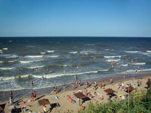 Азовское море + грязевой вулкан «Тиздар»