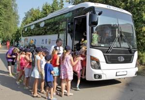 Автобус для детей и школьников