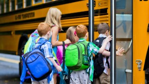Перевозка школьников