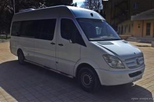 Аренда микроавтобуса  в Анапе