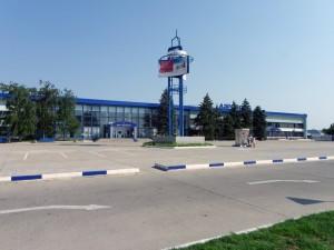 Такси Витязево