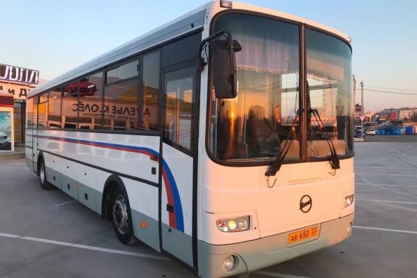 Лиаз 2008 год 66 мест Вахта