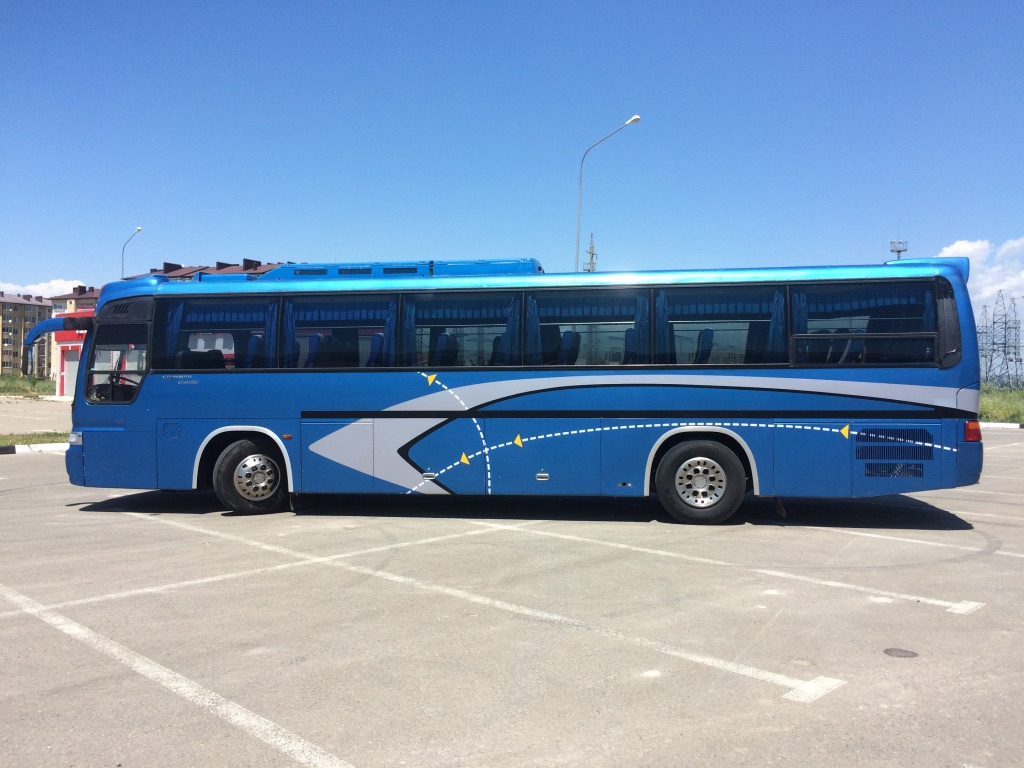 лугу автобус киа грандберд фото видео приколы